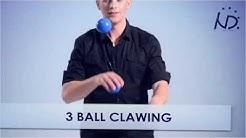 Tutorial 3 Ball Clawing, Juggling Trick