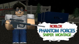 Roblox Phantom Forces Sniping Montage - (Intervention Sniping)