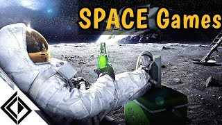 TOP 10 SPACE Games 2018 Sci fi, Open World, Simulation ( PC , PS4 , XBOX ONE ) 🎮👈🥗