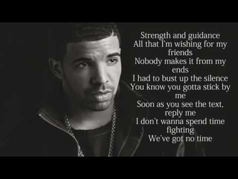 Drake One Dance lyrics