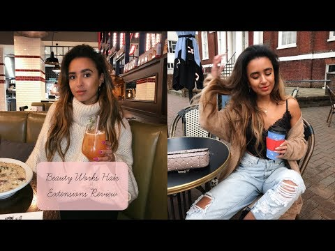 BEAUTY WORKS HAIR EXTENSIONS REVIEW   FIRST IMPRESSIONS & BEACHY WAVES