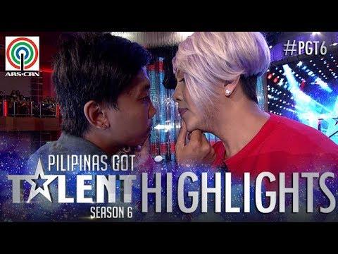 PGT 2018 Highlights: Vice at Joven, muntik nang magdampi ang mga labi