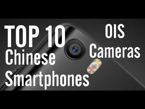 Top 10 Smartphones with OIS Cameras/Optical Image stabilization (Chinese) Best buy of 2016/Android