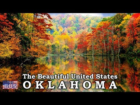 USA State of Oklahoma Symbols / Beautiful Places / Song OKLAHOMA HILLS