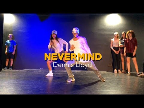 'NEVERMIND' Dennis Lloyd by Daniel Krichenbaum // Class video