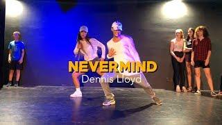 'NEVERMIND' Dennis Lloyd by Daniel Krichenbaum // Class video Video