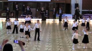 Кодрянка. Дети-1 Конкурс (2ой). Чемпионат Европы. Апрель 2015. Молдова, Кишинев.