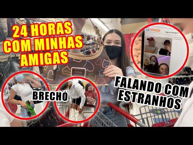 24 HORAS COM MINHAS AMIGAS BRASILEIRAS NO CANADÁ - JULIA SILVA