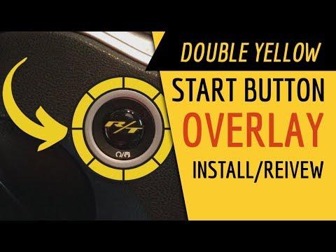 Push Start Overlay | 2017 Dodge Charger Daytona R/T