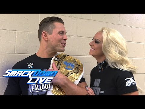 The Miz shares his new ritual of greatness: SmackDown LIVE Fallout, Nov. 22, 2016