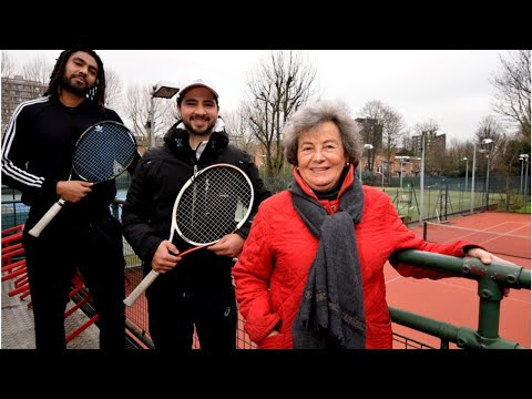 Globe Tennis Club celebrating after Camden Council grants crucial 15-year lease to secure its future