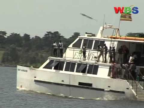 Connecting kalangala: Earth wise ferries Uganda limited, has started offering transport services