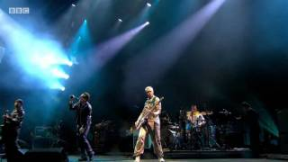 U2 perform I Will Follow at Glastonbury 2011