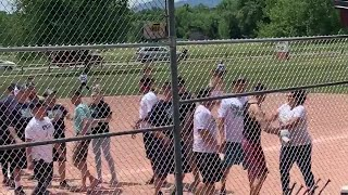 Several charged, injured after adults start fighting during youth baseball game