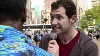Billy on the Street: Hollywood