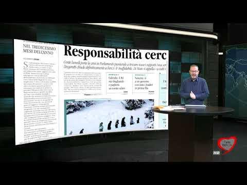 I giornali in edicola - la rassegna stampa 15/01/2021