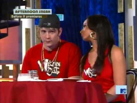Rob Hoffman On Wild 'N Out