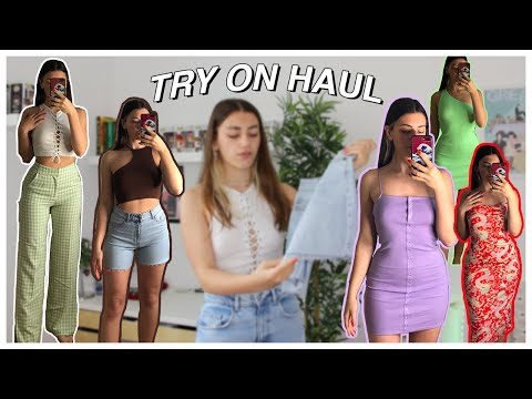 SUMMER TRY ON
