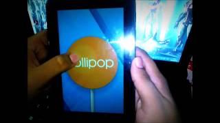 Samsung Galaxy Tab 2 7.0 Actualizacion a Lollipop
