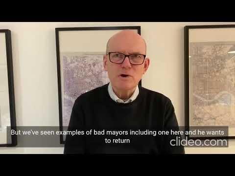 Mayor Biggs 2021 Tower Hamlets governance referendum pitch