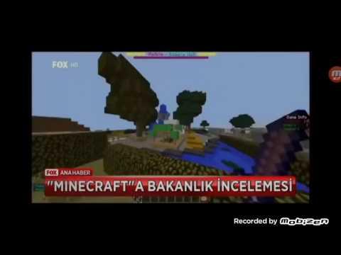 Minecraft Türkiye'de Yasaklanıyor Komik Montaj
