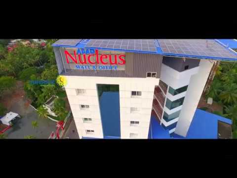 Moopens Sunsenz 100kWp Solar Power Plant_ Abad Nucleus Mall