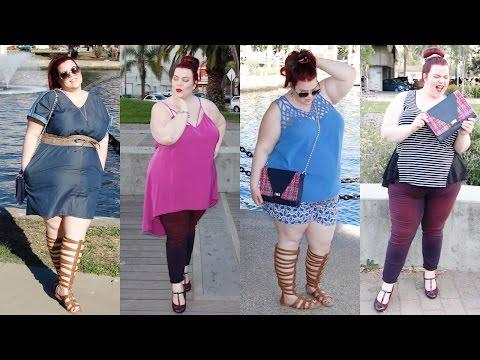 Summer Weekend Lookbook | Plus Size Fashion