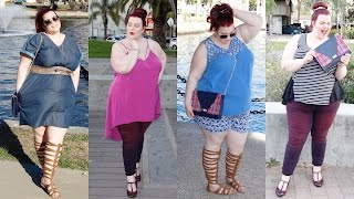 Summer Weekend Lookbook | Plus Size Fashion