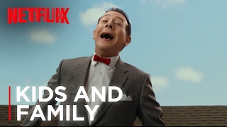 Pee-wee's Big Holiday - Date Announcement - Only On Netflix [HD]
