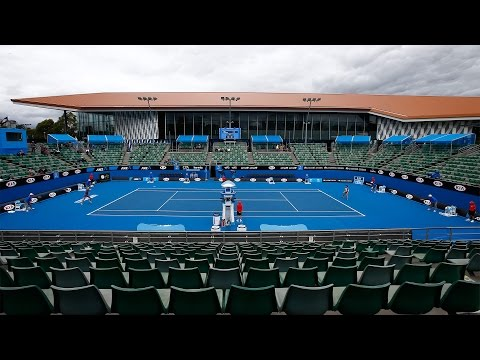 Australian Open Day 1 Court 2