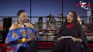 Great Cameroonian Woman, Dr. Eunice Gwanmesia Is Honored