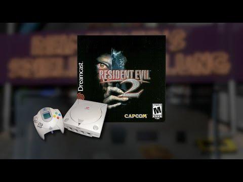 Gameplay : Resident Evil 2 [Dreamcast]