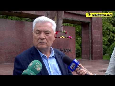 Urarea lui Vladimir Voronin, despre căsătoria lui Dorin Chirtoacă și Anișoarei Loghin