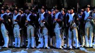 Подавление бунта роялистов Наполеоном