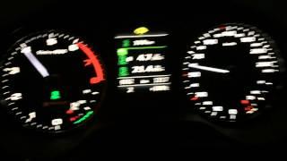 Test accelerazione 0-100 km/h Audi A3 Sportback g-Tron 2014