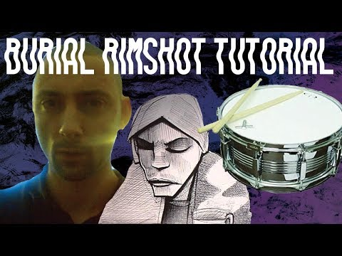 How To Make Burial Style Future Garage Rimshots From ANY Snare Sample [Free Samples]