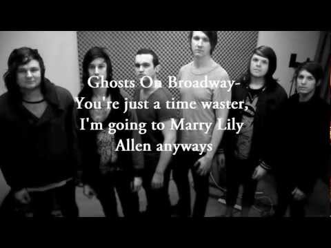 Ghosts On Broadway- You're just a time waster