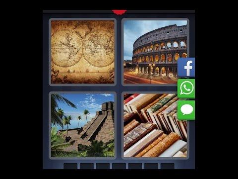 4 фотки одно слова