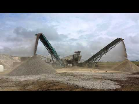 CRH1313R - The New Terex Cedarapids Impactor and Screen