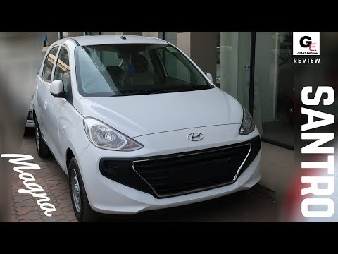 2018 Hyundai Santro Magna | 2018 Santro | detailed review | features | specs | price !!!