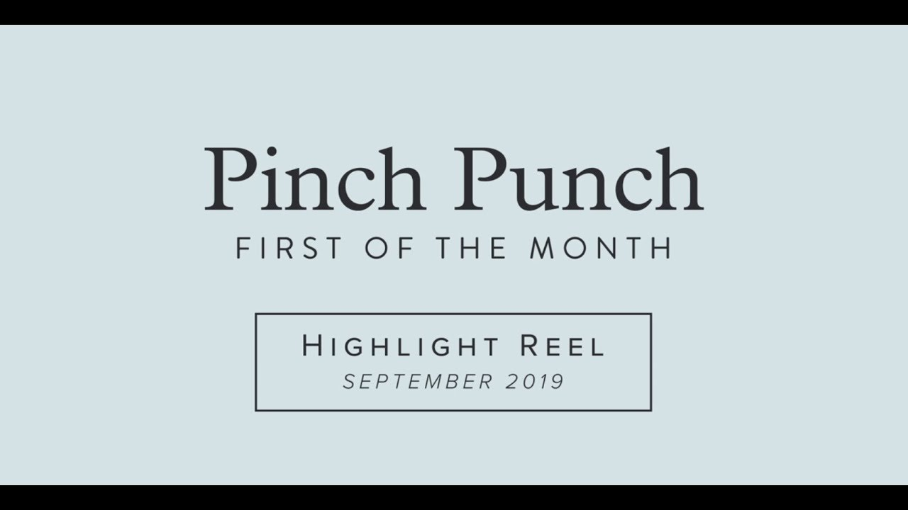 PPFM | SEPTEMBER 2019 - Highlight Reel