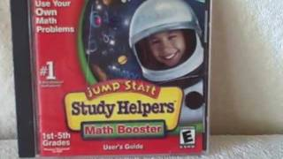 Jump Start Study Helpers Math Educational Homeschool CD