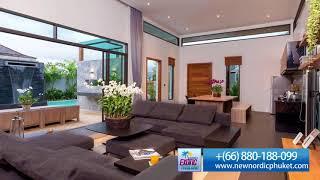 Villa de luxe à vendre en Thaïlande.  Immobilière en Phuket.  Plage de Kamala