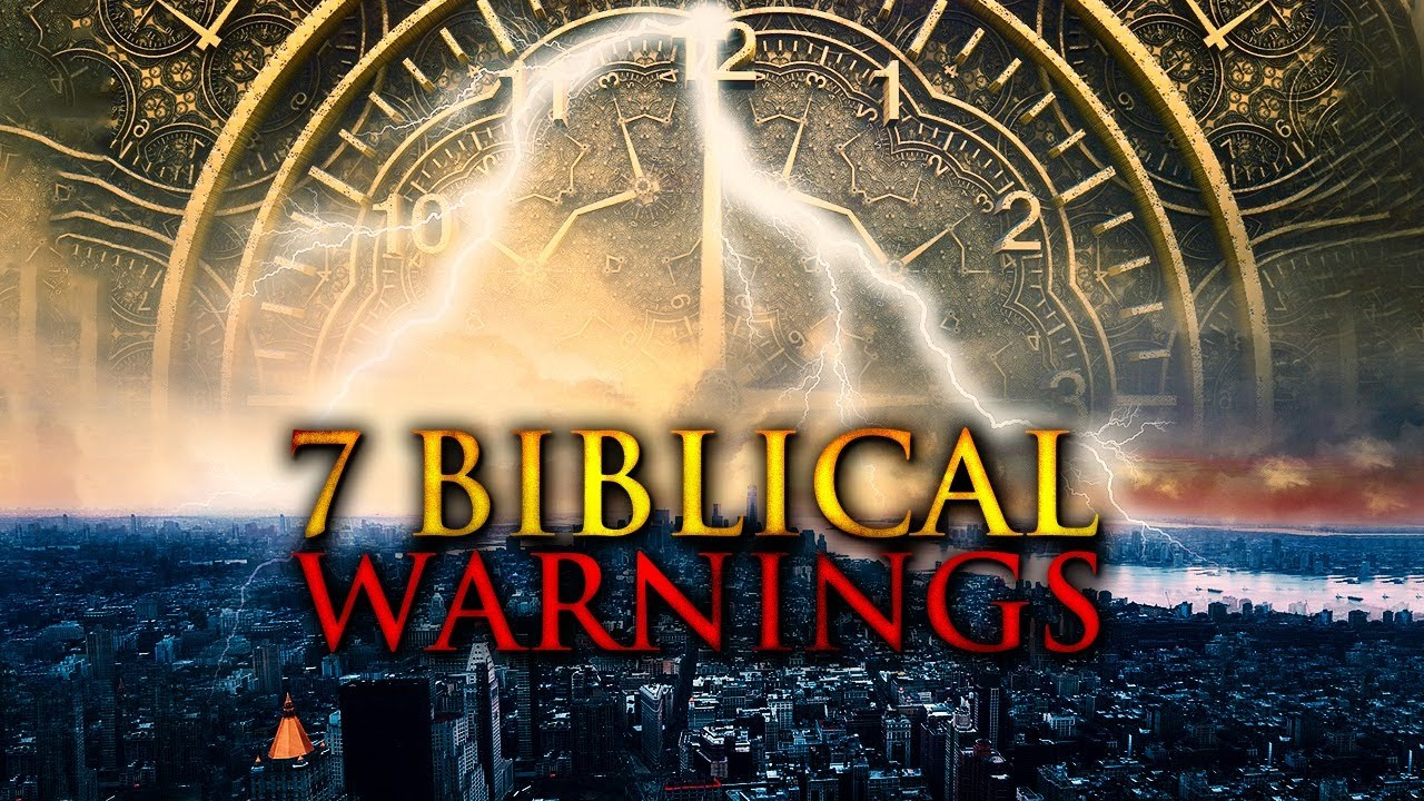 The Bible WARNED Us About These 7 Things