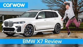 BMW X7 SUV 2020 review - is it the ultimate 7-seater 4x4? thumbnail
