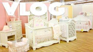 БЕРЕМЕННЫЙ Vlog   ПОКУПКИ ДЛЯ РЕБЕНКА   КОТ и РЕБЕНОК   Тесты во время беременности в США