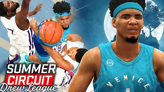 NBA 2K20 Summer Circuit #3 - Eli POSTERIZED Kevin Durant! J.Wall & LaFLAME GOES AT IT!