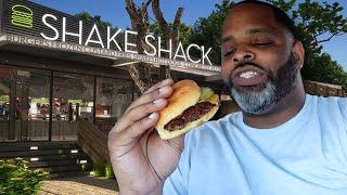Shake Shack Cheeseburger Review - BACK TO BASICS