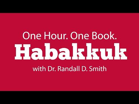 One Hour. One Book: Habakkuk