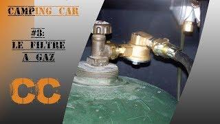 Episode : 8 le filtre a gaz